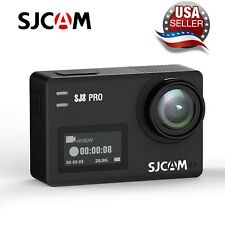 SJCAM SJ8 PRO Action Camera Camcorder 4K Dual Touch WIFI Waterproof Sport USA