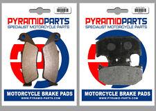 Cannondale mx 400 00-03 avant et arrière plaquettes de frein set complet (2 paires)