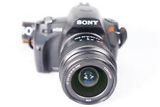 Sony Alpha A230 DSLR Camera Kit with Sony Sam 18-55mm F3.5-5.6 DT Lens clicks 4640