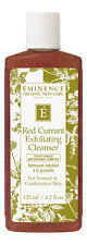 Eminence Red Currant Exfoliating Cleanser 4.2 oz. Facial Cleanser