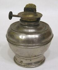 Vintage Miniature Tin Kerosene Lamp ACME Edward Miller USA