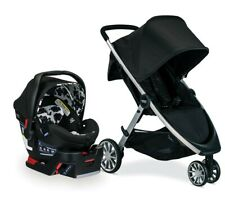 Britax B-Lively Travel System, Cowmooflage