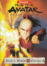 AVATAR - THE LAST AIRBENDER - BOOK 1: WATER - VOL. 4 (DVD)