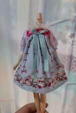 Blythe ,licca doll dress