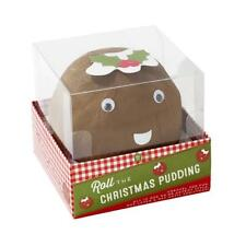 TALKING TABLES Unroll the Christmas Pudding Party Entertainment Pass The Parcel