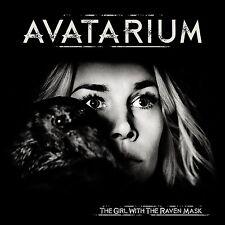 AVATARIUM - THE GIRL WITH THE RAVEN MASK  CD NEU