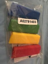 New listing Frigidarie Spacewise Color Freezer Basket Handle Clips Part # 5304496510 New