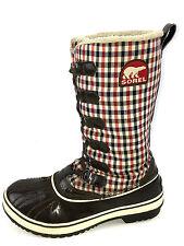 Sorel Tivoli Hi cordovan Size 7 Usa.