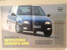 PROVE SU STRADA Citroen saxo 1.4 VTL - -  1996