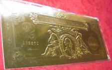 National Collectors Mint, Proof $2 gold Certificates copy 1899