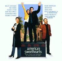 America's Sweethearts (2001) Corrs, Geri Halliwell, Mark Knopfler.. [CD]
