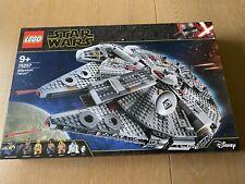 Lego Star Wars 75257 Halcón Milenario * Nuevo En Caja Sellada *