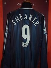 SHEARER NEWCASTLE 2004/2005 MAGLIA SHIRT CALCIO FOOTBALL MAILLOT JERSEY SOCCER