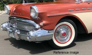 1957 Buick Left Front Bumper Corner End Roadmaster Super Century Special