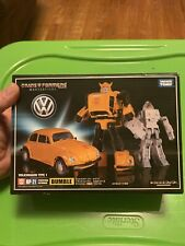 transformers masterpiece ko bumblebee and spike mp-21
