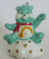 Vtg Care Bears 1984 American Greeting Christmas Ornament