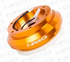 NRG SHORT HUB STEERING WHEEL ADAPTER HONDA INTEGRA CIVIC CRX PRELUDE (Rose Gold)