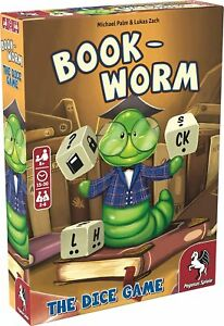 Bookworm The Dice Game - NEW Board Game - AUS Stock