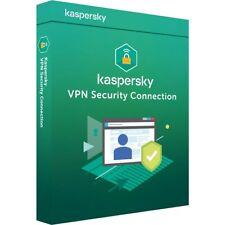 Kaspersky VPN Secure Connection 5 Geräte 1 Jahr, Sofortdownload