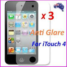 3X Apple iPod Touch iTouch 4 4TH GEN Screen Protector