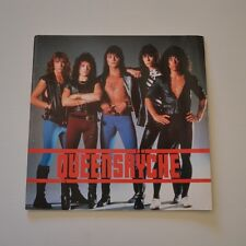 QUEENSRYCHE - JAPAN Tour programme 1984