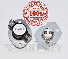 NEW T-OD60T11 312968 0913 L248-80F WHIRLPOOL KENMORE DRYER THERMAL CUT-OFF KIT