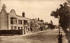 Billingshurst. Whirlwind Sweeper Factory, Station Road.