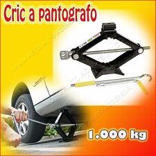 crick a pantografo omologato 1000 kg per FIAT  Panda Sedici Punto Idea Croma  Mu