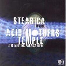 Acid Mothers Temple/Stearica [Split CD] by Stearica/Acid Mothers Temple (Vinyl, Feb-2011, Homeopathic)