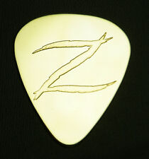 ZORRO - Z - Solid Brass Guitar Pick, Acoustic, Electric, Bass