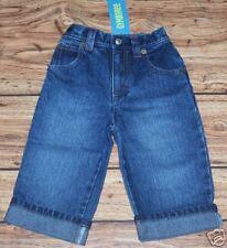 NWT 12-18 months Gymboree CUSTOM HOT ROD Cuffed Jeans