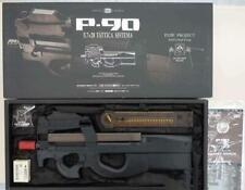 Tokyo Marui P90 P-90 Air Soft Gun Toy Gun tested Used W/Box Ex++