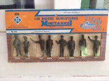 ROCO ARMY LEADERS WORLD WAR II RAR 1/35 REF 450 NO AIRFIX ESCI MATCHBOX ATLANTIC
