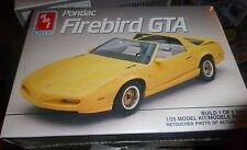 AMT 1992 PONTIAC FIREBIRD GTA 1/25 Model Car Mountain KIT FS 2n1
