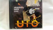 Rare UFO Live- Heaven's Gate NEW 1995 Griffin Music Inc.                  cd3873