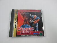 World Heroes Perfect Sega Saturn Japan Ver Segasaturn