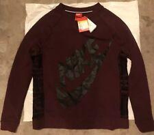 Limitied Edition Womens Nike Crew Sweatshirt Sm