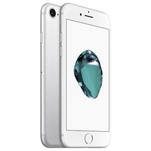 Apple iPhone 7 - 32GB - Silver- (GSM) Unlocked - 🍎