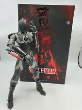 🌟(US Stock) ThreeZero Heros Ultraman Suit (Stealth Version) 1/6 Scale