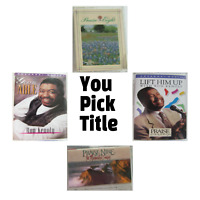 Christian Praise & Worship Hosanna Maranatha Cassette Tapes 80s 90s YOU PICK