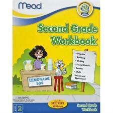 Mead Comprehensive Second Grade 2 Workbook (48220)