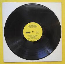 OH! CALCUTTA! ORIGINAL CAST ALBUM Aidart Stereo LP Plain White Cover 1969