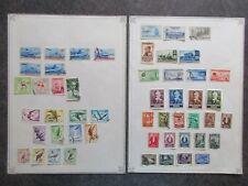 TURQUIE lot timbres neuf * oblitéré en bon état BT52 53