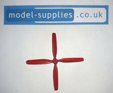 Dinky 734 P47 Thunderbolt Reproduction Red Plastic Propellor