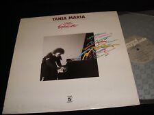 TANIA MARIA<>LOVE EXPLOSIONA<>Lp Vinyl~Canada Pressing<>PICANTE CJO-230