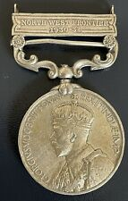 More details for british india pnrs north west frontier medal (1930-31)