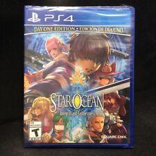 Star Ocean: Integrity and Faithlessnes - Day One Edition (PlayStation 4) LATAM