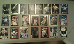 Tennis Boxing Track & Field Entertainers Legends Magazine Cards YOU PICK