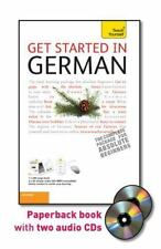 Get Started in German with Two Audio CDs: A Teach Yourself Guide (TY: Language G
