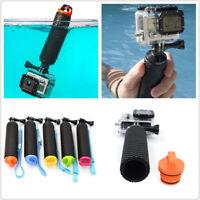 Waterproof Floating Hand Grip Handle For GoPro Hero 2/3/3+/4 Camera &Wrist Strap